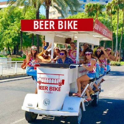 Beer Bike Sevilla