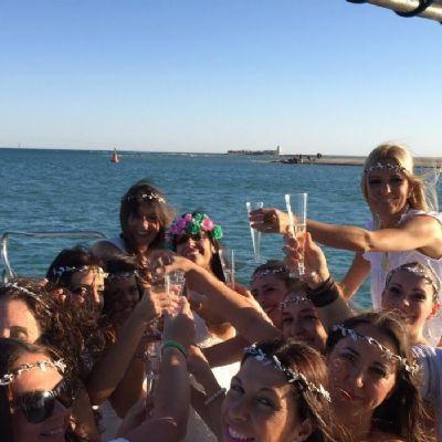 Sancti petri sea party