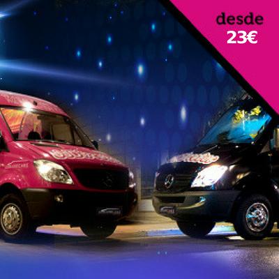 Discobus Party | discobus + espectaculo