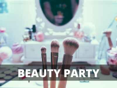 beauty party para despedidas en sevilla