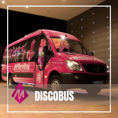 Discobus en Alicante