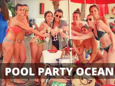 pool party sevilla ocean